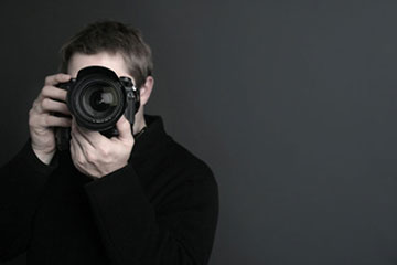 Professionelles Fotoshooting
